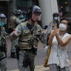 Pompeo says Hong Kong is no longer autonomous from China