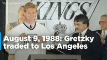 August 9, 1988: Wayne Gretzky traded to Los Angeles