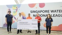 Singapore water polo gets funding boost from its famous Tan family