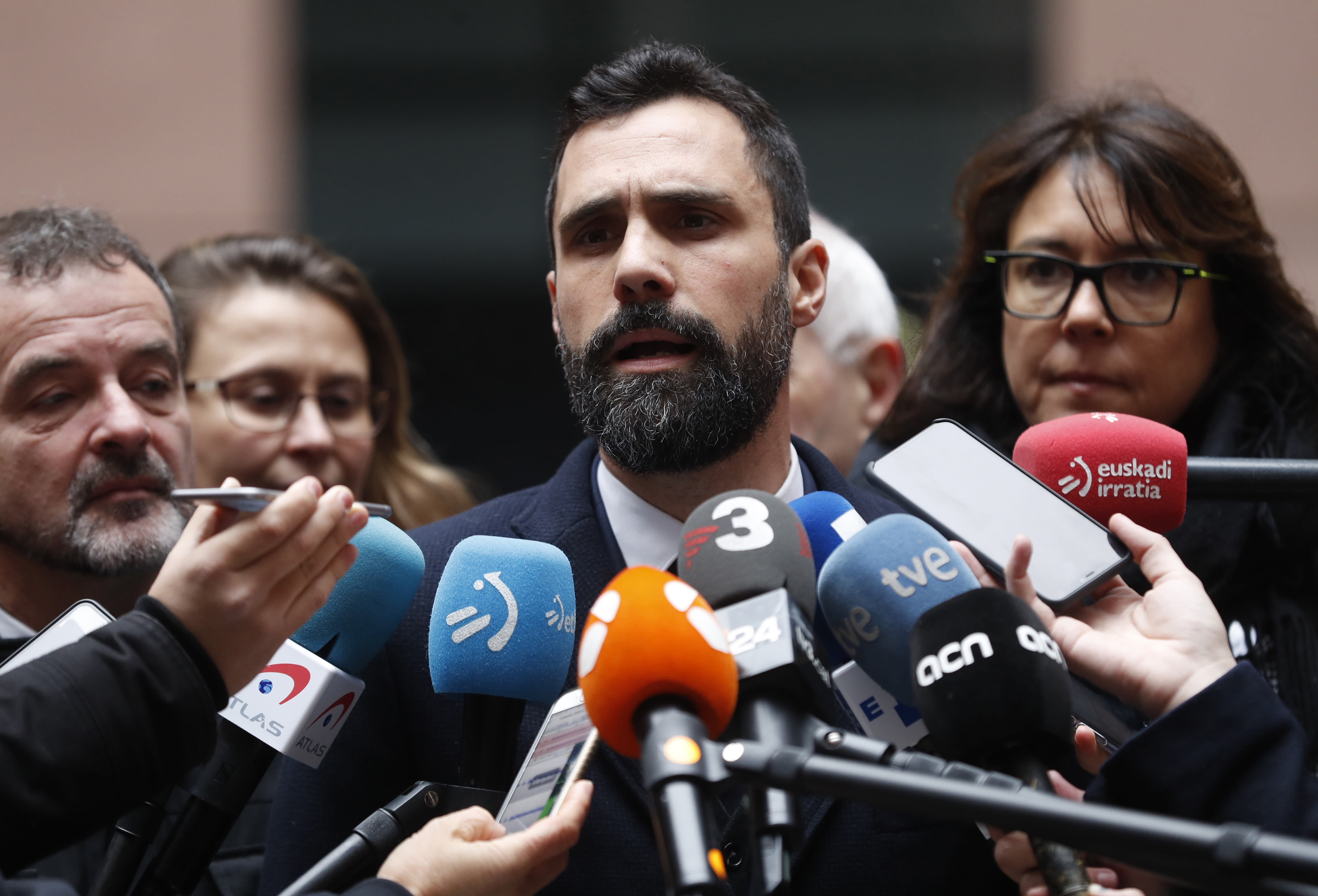 Spain Spying Allegations