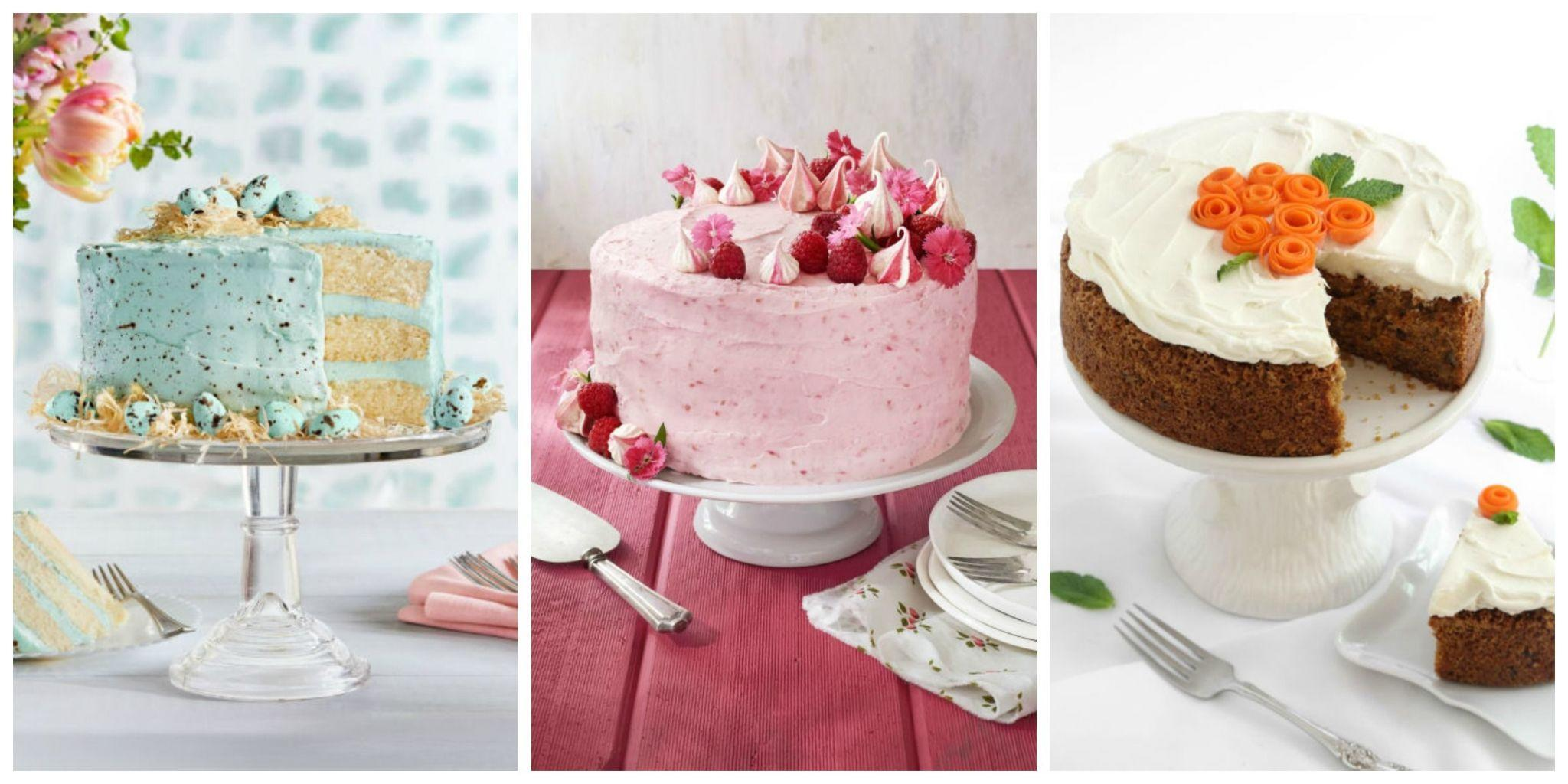 15 of the Most Beautiful Homemade Cake Decorating Ideas