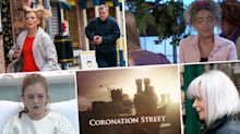 Next week on 'Coronation Street': a shock death is revealed, plus Sharon and Leanne testify in court (spoilers)