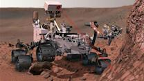 What does Mars rover mission hope to accomplish?