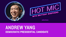 Andrew Yang says he's willing to accept a VP offer from Joe Biden