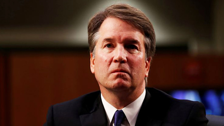 Kavanaugh's downfall now seems likely