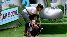 Bigg Boss 14 EPK:  Rubina & Pavitra get into a fight while picking up balls in a bag