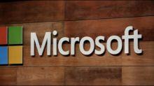 Microsoft profitiert weiter stark vom Cloud-Geschäft
