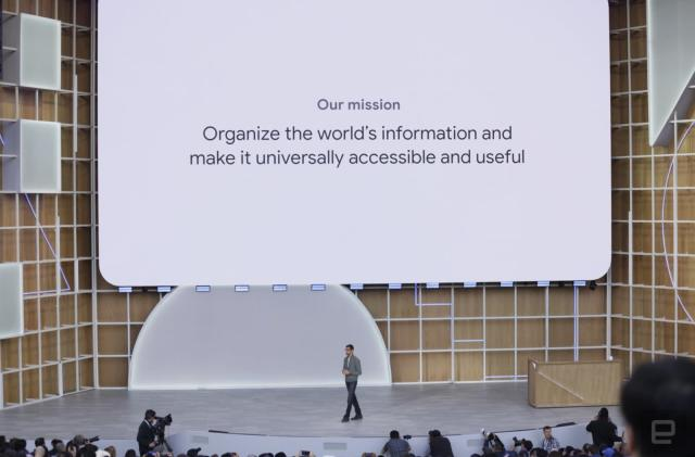 Google I/O 2019 by the numbers