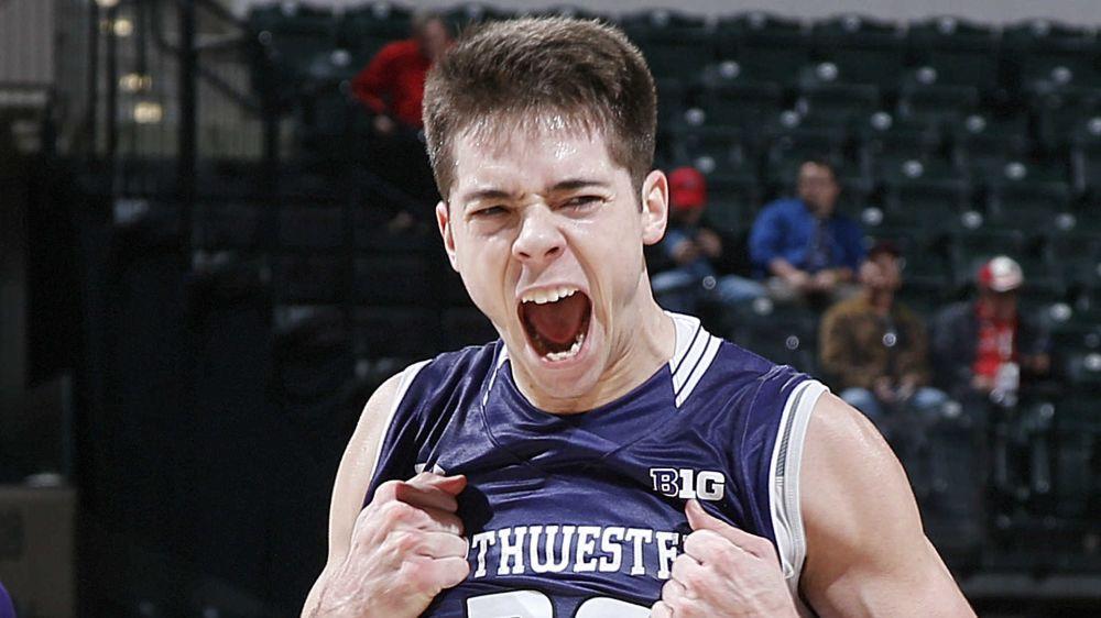 Northwestern making first NCAA Tournament is wild, weird and wonderful