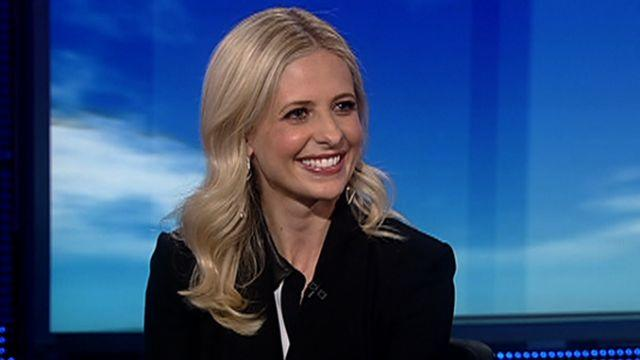 Sarah Michelle Gellar talks 'Sounds of Pertussis'