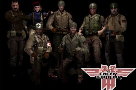 Wolfenstein: Enemy Territory and Return to Castle Wolfenstein source code available