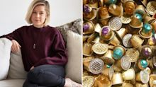 Melbourne mum's innovation to avert a coffee pod 'disaster'