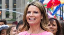 Savannah Guthrie Suffers Eye Injury, Temporarily Loses Vision After Accident with Son's Toy Truck