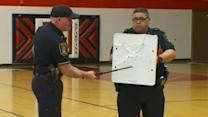 School Turns to Bulletproof Whiteboards for Safety
