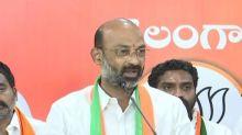 BJP to carry out movement against Telangana Rashtra Samiti party