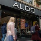 Coronavirus: UK arm of shoe retailer Aldo collapses into administration
