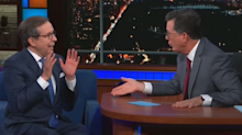 Stephen Colbert calls out Chris Wallace for calling Mueller hearing a 'disaster'