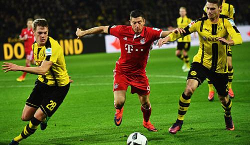 DFB-Pokal: Halbfinal-Kracher Bayern gegen Dortmund terminiert
