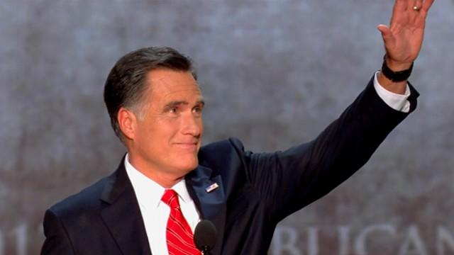 Romney to GOP: When World Is In Need, 'You Need an American'