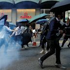 Britain says it is concerned by escalation of violence in Hong Kong
