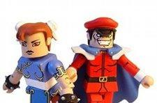 Marvel vs. Capcom 3 Minimates articulated with new images