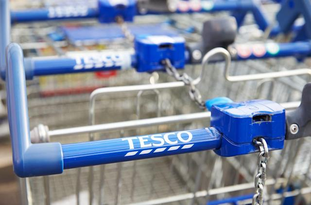 Tesco is secretly testing one-hour shopping deliveries