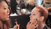 Backstage with Grace Lee, world-renowned makeup artist