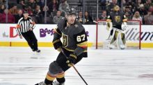 Knights were on a roll and Stars struggled before NHL halted