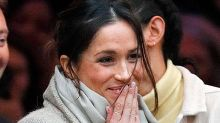 'Magic boobs and lots of sex': Meghan Markle's secret diary