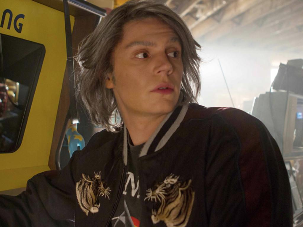 "Evan Peters' Quicksilver is back for another ""X-Men"" run"