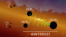 Osservato il più grande buco nero, nato da una fusione. LIGO rimette tutto in gioco
