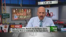 Cramer: One analyst report caused spice maker McCormick's...
