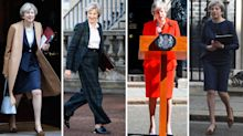 Theresa May's most talked-about fashion moments of all time