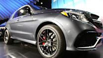 Luxury Cars Do Battle at New York Auto Show