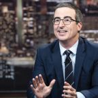 """John Oliver Gives Laura Ingraham Credit For Seeing William Barr-Donald Trump """"Rift"""" As A Ruse"""