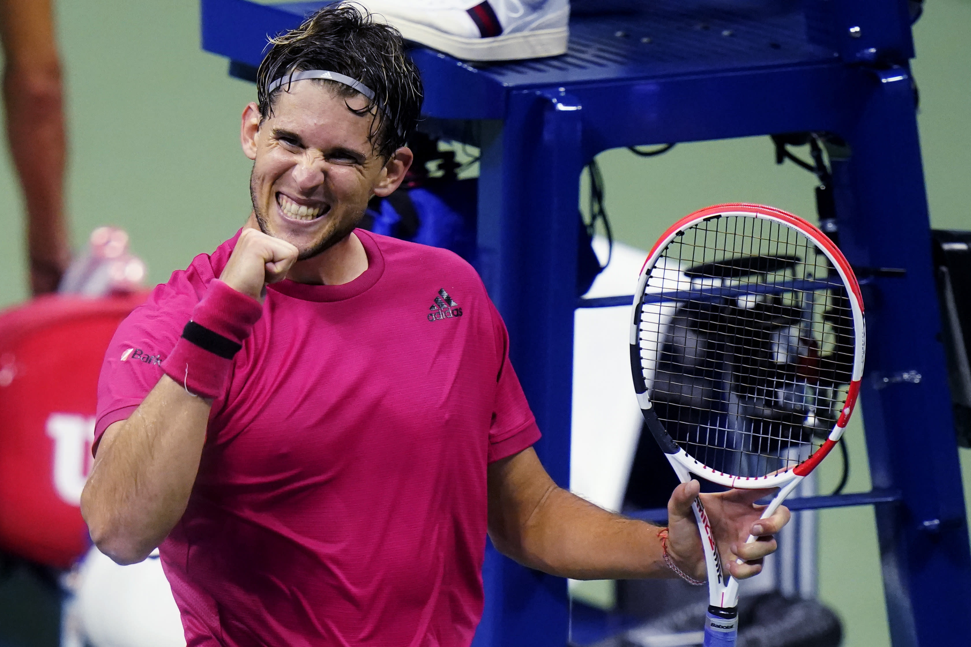 Instead Of Big 3 Thiem And Other 3 In Us Open Semifinals