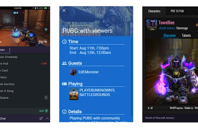 Twitch brings polls, leaderboards and other Extensions to mobile