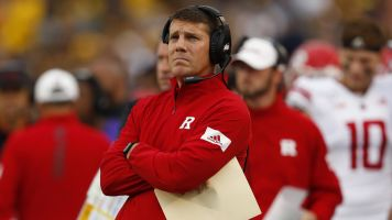 Report: Texas hires former Rutgers coach as DC