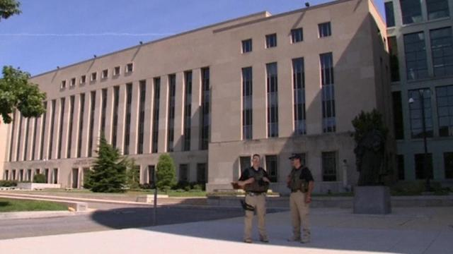 Benghazi suspect brought to federal court in DC