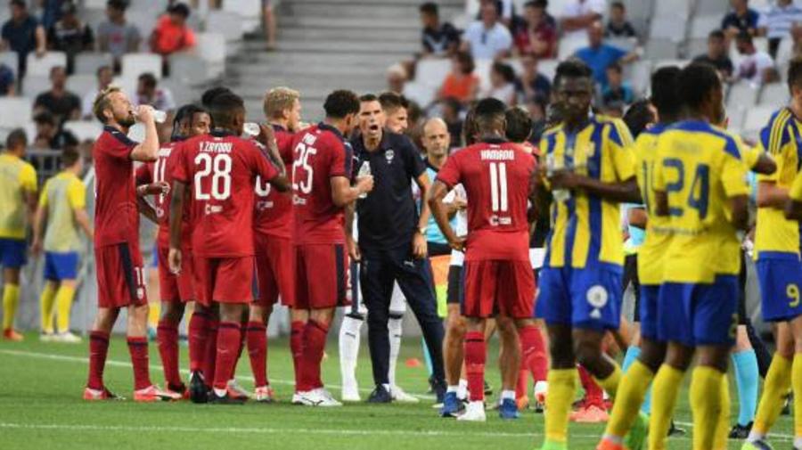 Foot - C3 - Trois ans après Ventspils-Bordeaux, en Ligue Europa, le club letton et l'arbitre russe de la rencontre ont été suspendus par l'UEFA