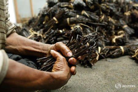 Madagascar vanilla producers say cyclone damaged 30 pct of crop
