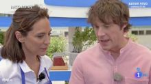 Tamara Falcó tontea con Jordi Cruz en Masterchef Celebrity