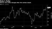 Roku Tops Quarterly Sales Estimates But Warns of Uncertainty