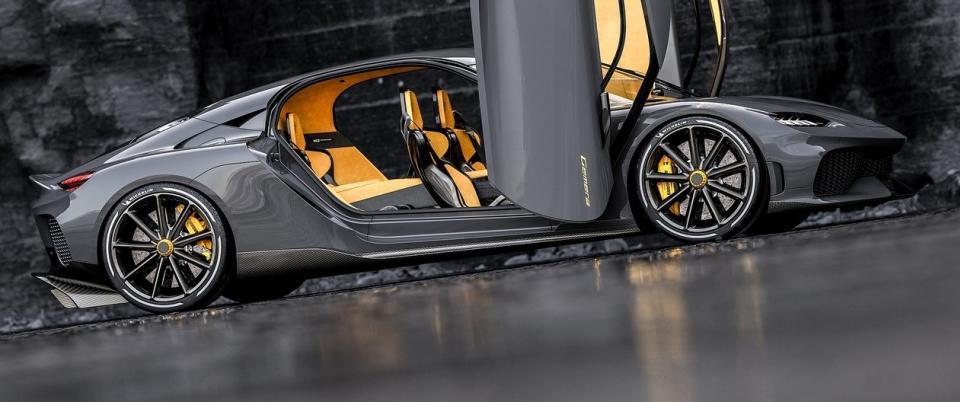 Koenigsegg Gemera 首度來台!一起來欣賞最速Mega GT四座跑車吧!