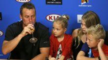 Lleyton Hewitt bids farewell to Australian Open