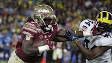 Florida State holds off Michigan in crazy Orange Bowl finish