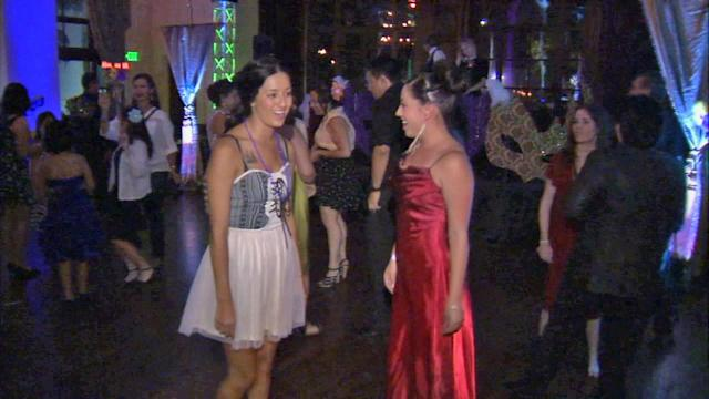 No Worries Now prom held for teens with life-threatening illnesses