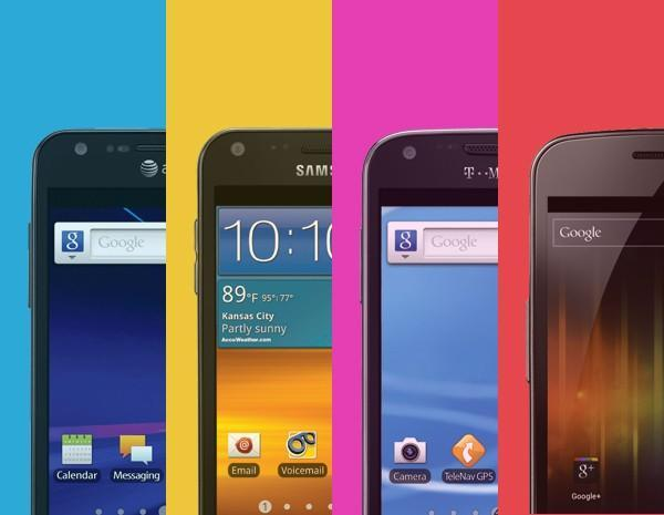Engadget's smartphone buyer's guide: winter 2011 edition