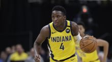 The Latest: Pacers' Oladipo to sit out restart of season