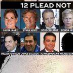 Coaches, administrators plead not guilty in college admissions scandal